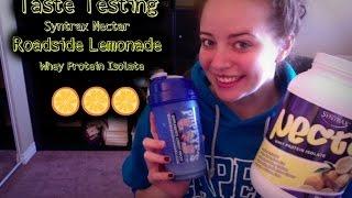 Syntrax Nectar -- Roadside Lemonade Review ||Taste Testing||