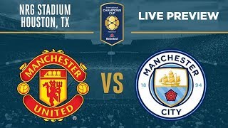 Manchester United vs Manchester City | LIVE PREVIEW