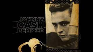 Johnny Cash- Big River (remix)