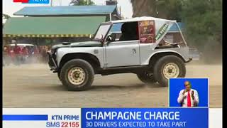 Over 39 drivers sign-up for the Champagne 4x4 car challenge scheduled for 16th September 2017