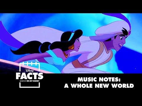 Cartone animato del sesso su Aladdin