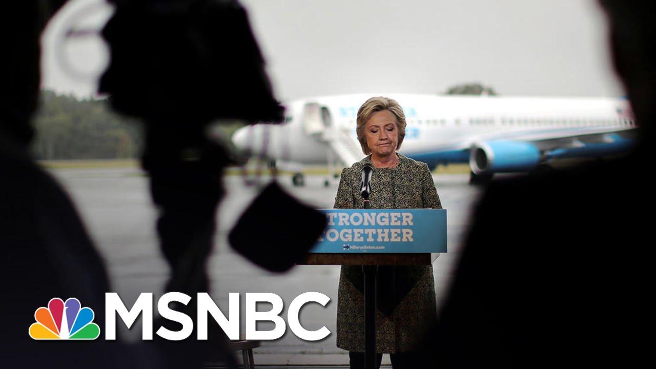 Hillary Clinton Has National Security Experience, Donald Trump's Message Negative | MSNBC thumbnail