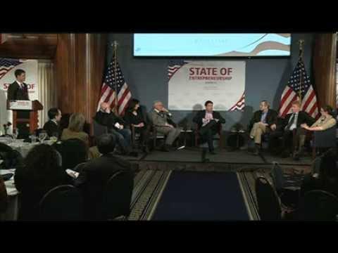 State of Entrepreneurship Panel Discussion
