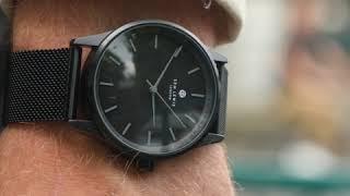 Sem Lewis Metropolitan Northwick Park men's watch black/black
