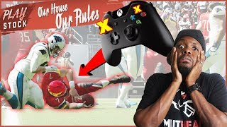 *NEW* House Rules! Trying To Win... But With NO Adjustments! (Madden 20 Ultimate Team)