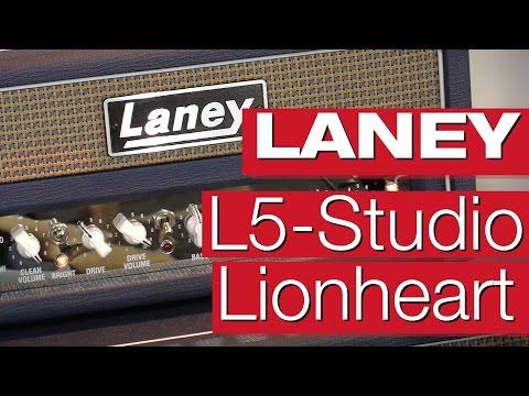 Laney L5 Studio Lionheart (Was kann der Verstärker?)