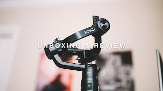 DJI RONIN-S: Unboxing & Review (Essential Kit)
