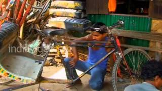 Cycle Shop in Agartala, Tripura