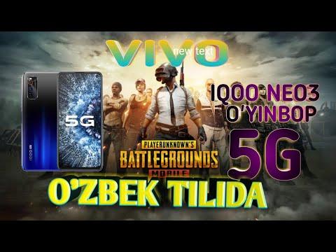 VIVO IQOO NEO 3 5G - O'ZBEK TILIDA /O'YINBOP SMARTFONNING TEXNIK XUSUSIYATLARI VA NARXI