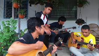 I Love You Bibeh ( The Changcuters ), Acoustic Cover By Radio Rosak