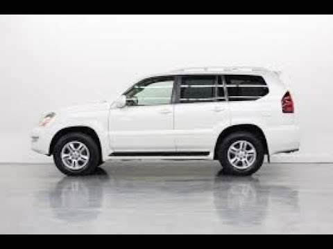 2007 Lexus GX470 Review - In 3 minutes you'll be an expert on the GX470