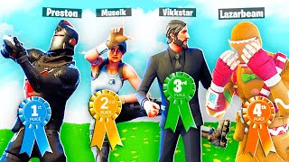 THE #1 YOUTUBER IN FORTNITE!