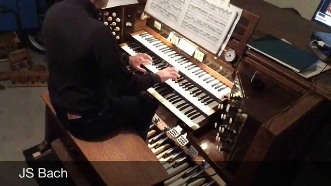 Hauptwerk Organ – Sampler