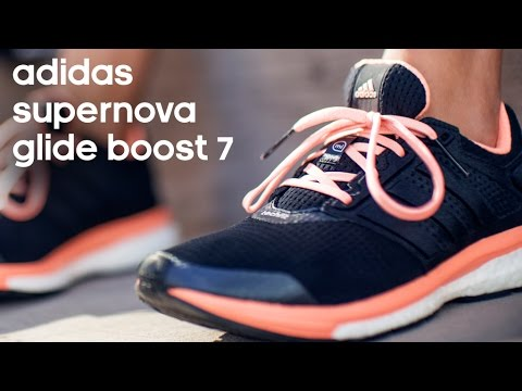 adidas SUPERNOVA GTX YouTube