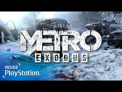Metro Exodus: Neue Infos von der gamescom 2018
