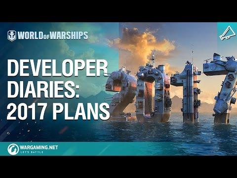 Developer Diaries - 2017 Plans