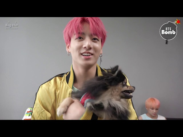 [BANGTAN BOMB] The day when '김연탄(KimYeonTan)' came to the broadcasting station - BTS (방탄소년단)
