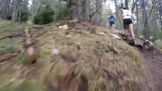 Kilian Jornet's attack in Marato Pirineu 2017