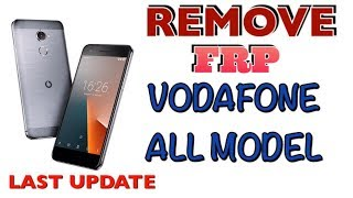 Vodafone 210 Remove FRP open Google account - Самые лучшие видео