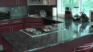 Giani Faux Black Granite Countertop