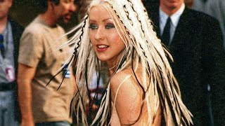 Christina Aguilera - Dirrty (Live MTV Stripped In NYC 2002)