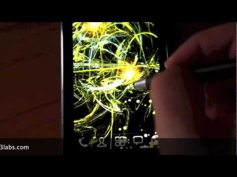 Video of Fantasia Nr.7 Live Wallpaper