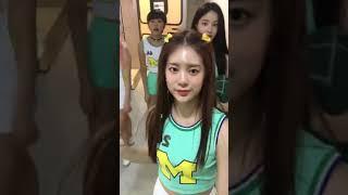 MOMOLAND (모모랜드) on KBS World TV Instagram Live | July 20, 2018