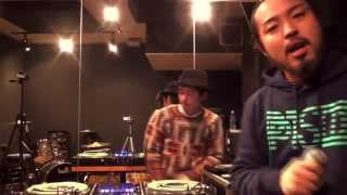 Creepy Nuts(R-指定 & DJ 松永) Studio Live Session Movie