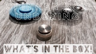What's in the Box !?!: Spinner Box Month 2