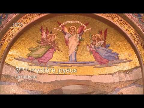 Chapelet à Lourdes du 30 mars 2020