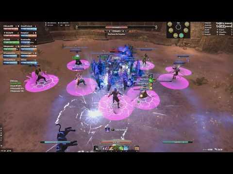Ice Staff Tanks — Elder Scrolls Online