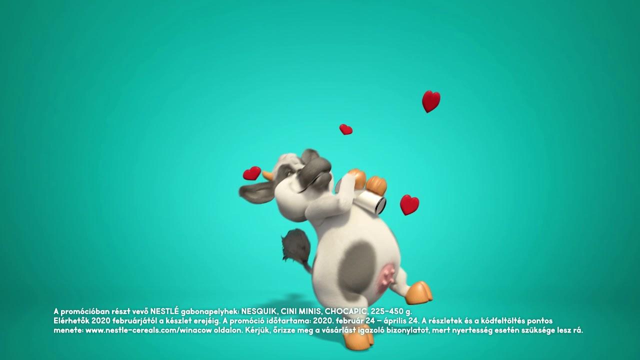 Nestlé - Win a Cow! (2020)