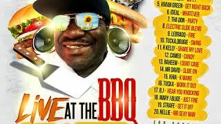 Dj AL Live At The BBQ Cookout 2017 Part 1