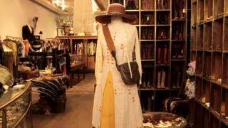 Bohemian-Style Clothing For Women : Vintage Fashion & Style