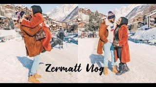 Switzerland Vlog | What to do in Zermatt