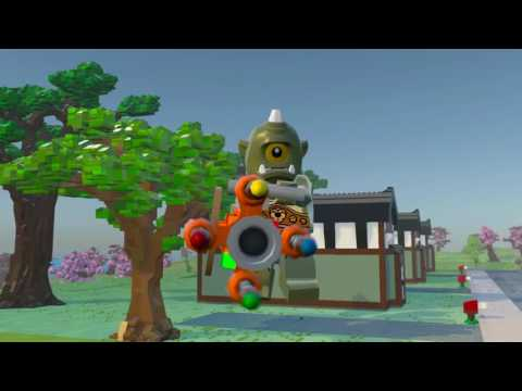 Видео № 1 из игры LEGO Worlds [PS4]