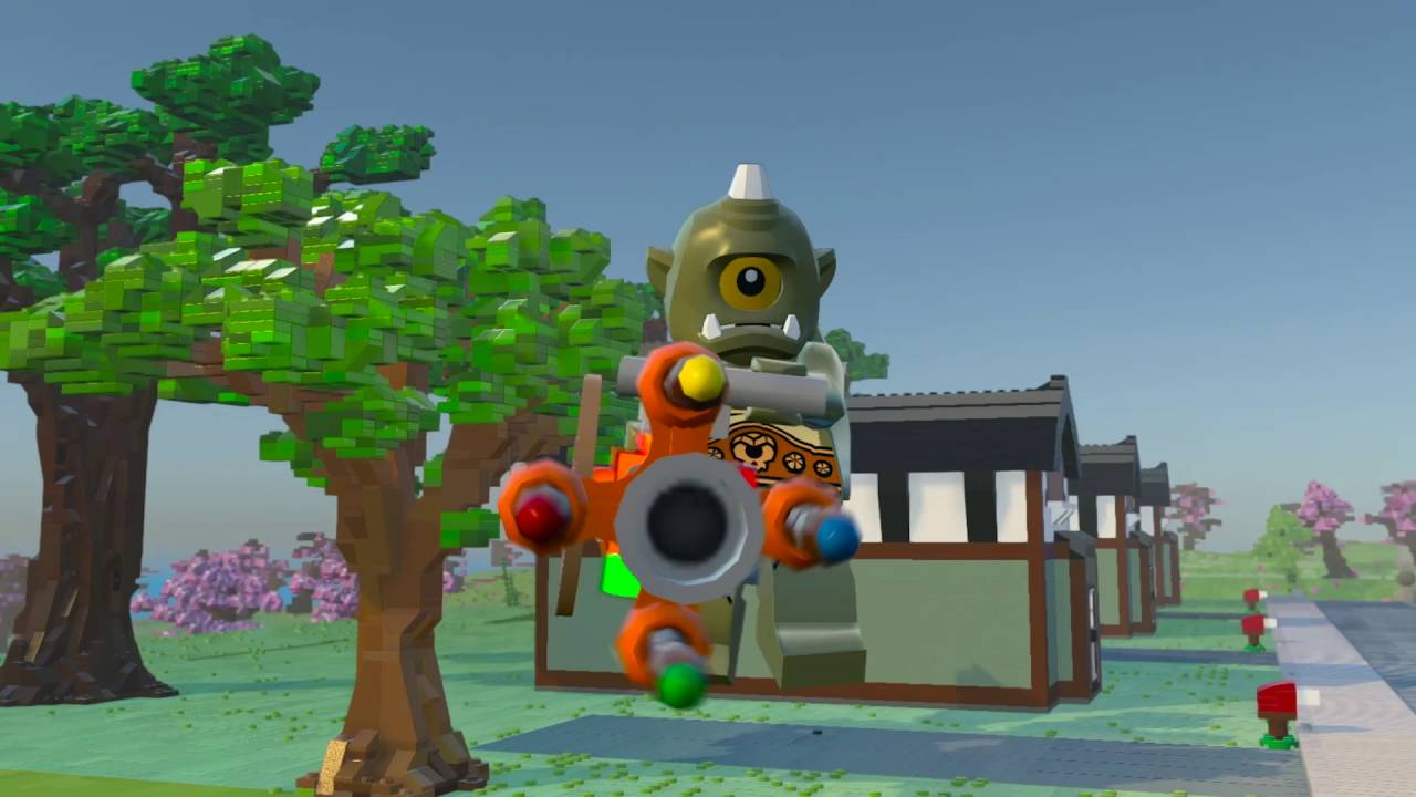 Trailer di LEGO Worlds