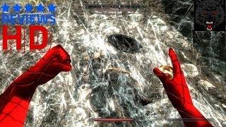 Skyrim Mods- Spiderman Web Shooters (UnEdited)
