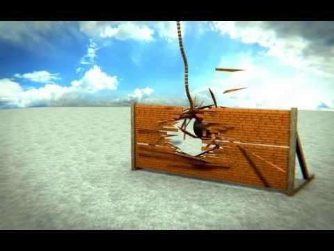 If Minecraft Had A High-Tech Physics Engine