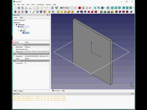 Download Freecad 0 17 Basics Modelling A Blower Fan Part