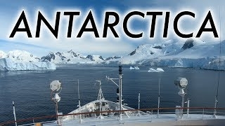 Antarctica Expedition (timelapse and highlights)