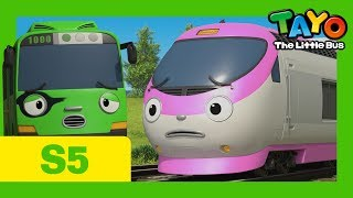 Tayo S5 EP17 l Rogi and the Lucky Genie l Tayo the Little Bus