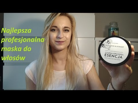 Jak umieścić maskę oleju na włosy