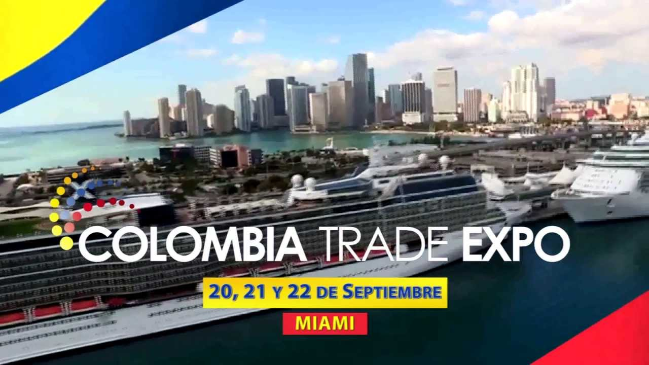 Colombia Trade Expo 2014