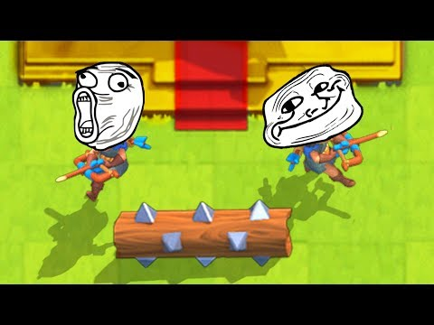 Funny Moments & Glitches & Fails | Clash Royale Montage #645678