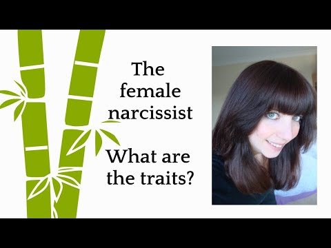 The female narcissist - Courage Coaching