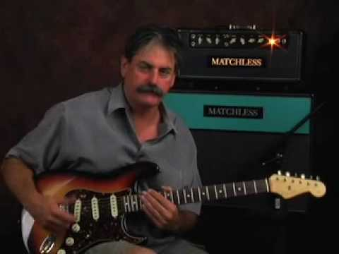 How to play lead blues guitar soloing over each chord lesson