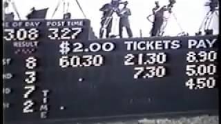 1956 Good Time Park VALIANT RODNEY Hambletonian 1st Heat Dana Cameron