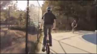 preview picture of video 'Zack's BMX Edit @ James City County Skatepark'