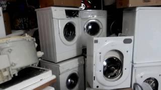 #Стиральные машины в мастерской  Какая лучше. #Какую стиральную  купить